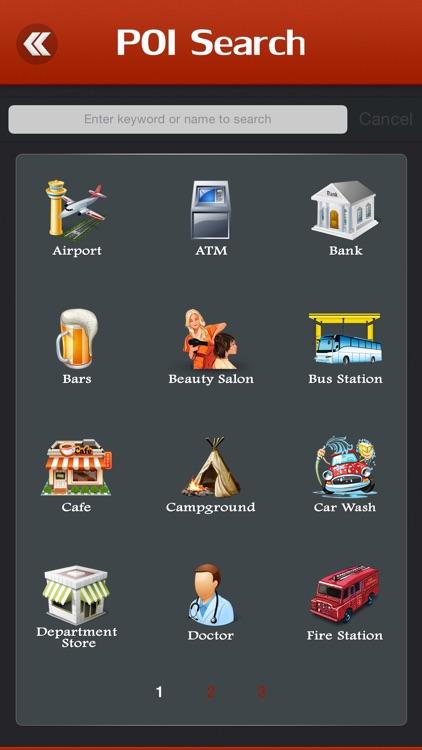 Glasgow City Travel Guide screenshot-4