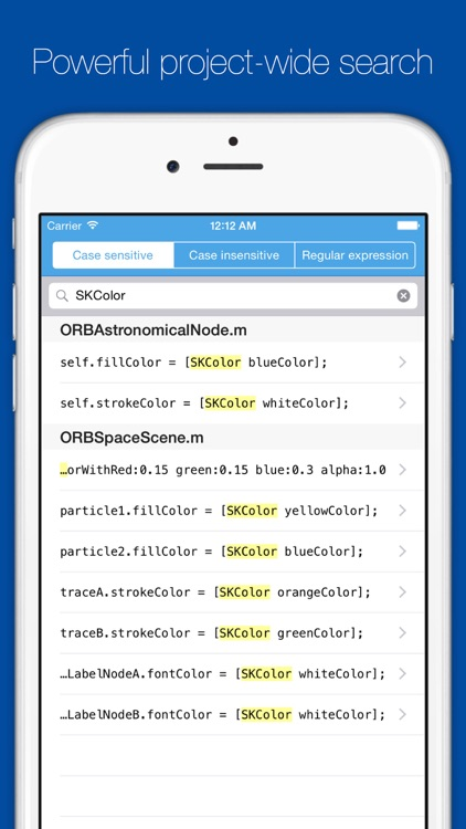 Dringend - Development Environment for iOS Apps screenshot-3