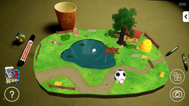 Kun Thực tế ảo screenshot-3