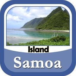 Samoa Island Offline Map Guide