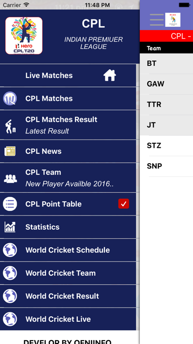 CPL - Caribbean Premier League screenshot three