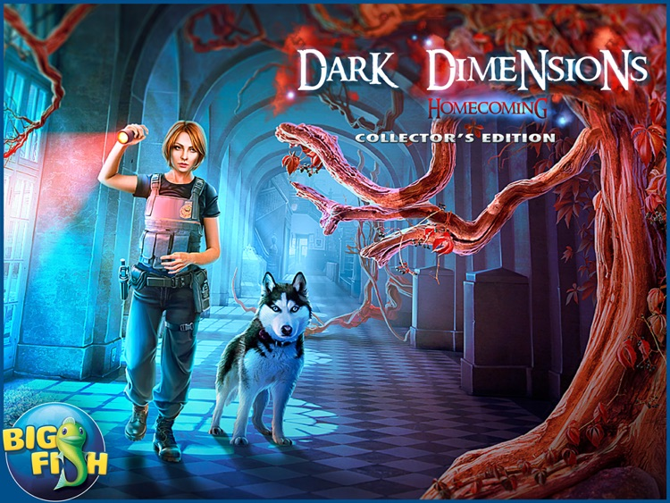 Dark Dimensions: Homecoming HD - A Hidden Object Mystery (Full) screenshot-4