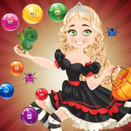 Bubble Candy Princess Shooter 2016 - a New Balls Shooting mania to Beat Cruel Witch