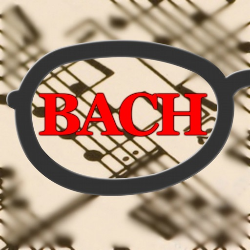 Read Bach Sheet Music
