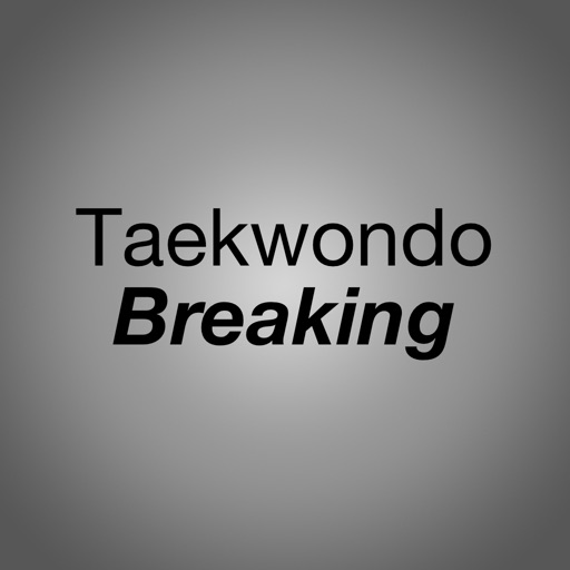 Taekwondo Creative Breaking