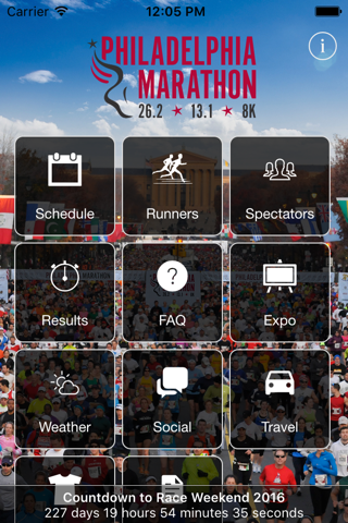 Philadelphia Marathon - náhled
