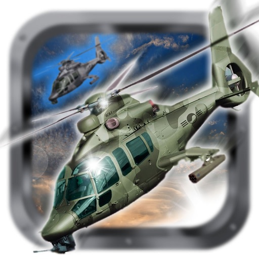 Air Gunship - Combat Flight Helicopter Race