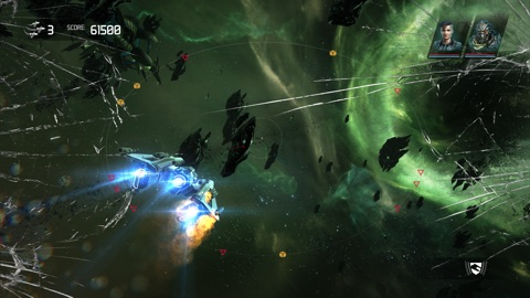 Screenshot #3 for Galaxy on Fire™ - Manticore RISING