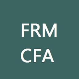 CFA&FRM工作经验和证书