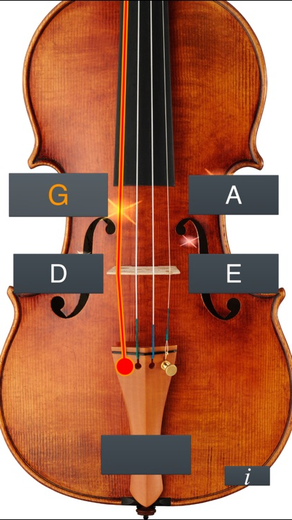 Violin Tuner Simple screenshot-0