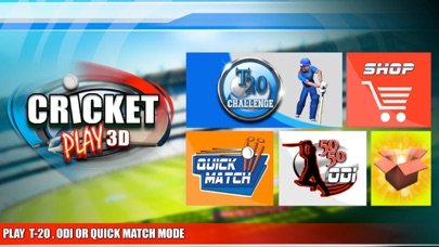 Cricket Play 3D - Live The Game (World Pro Team Challenge Cup 2016)-1