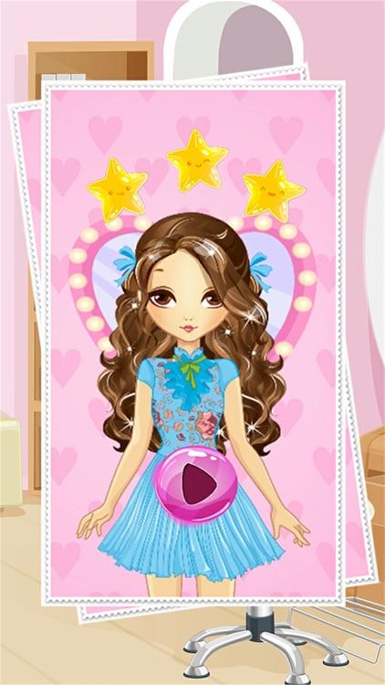 Fashion Girl Beauty Power Star Teen Celebrity Dress Up Style