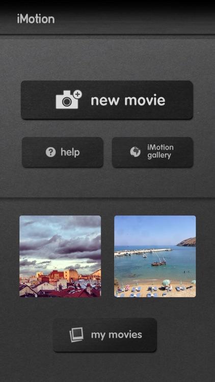 iMotion screenshot-0