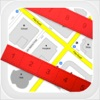 Planimeter Pro - Measure path and land area on map