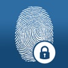 Simple Password Manager - Best Fingerprint Account Locker with Finger Touch Scanner Lock iphone and android app