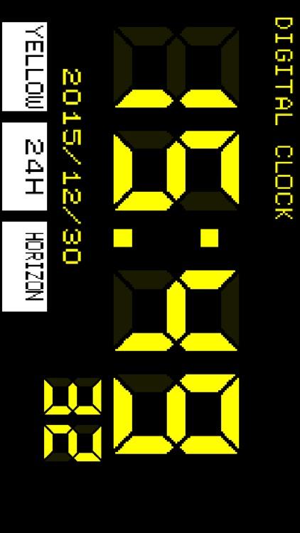 Digital clock[Simple]