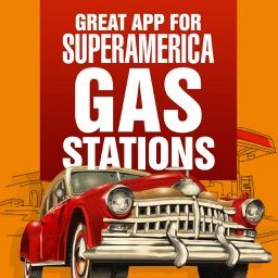 Great App for SuperAmerica Gas Stations