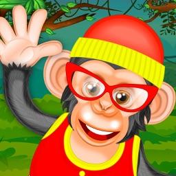 Baby Chimpanzee Salon