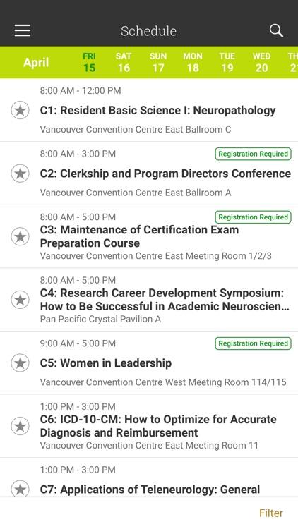 2016 AAN Annual Meeting screenshot-3