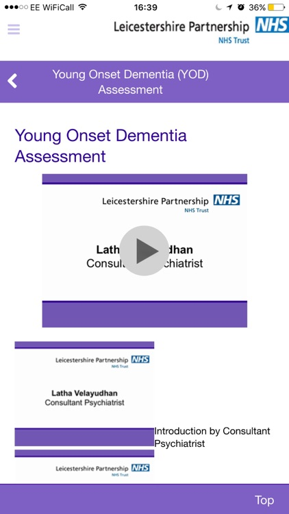 Young Onset Dementia (YOD) screenshot-3
