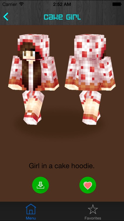 Free Skins for Minecraft PE (Pocket Edition)- Newest Skins app for MCPE screenshot-3