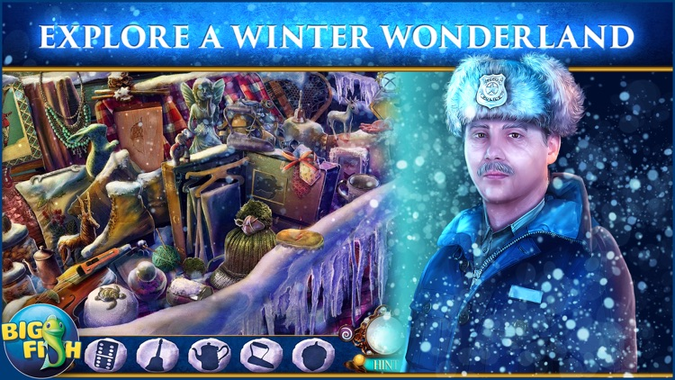 Danse Macabre: Thin Ice - A Mystery Hidden Object Game (Full)