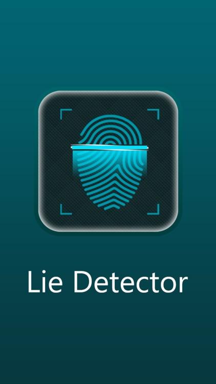 Lie Detector.