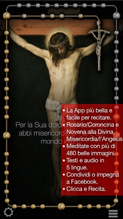 AgappeRosary Chaplet of Divine Mercy & Rosario screenshot-4
