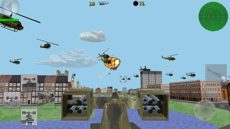 Patriotic Missile 3D Lite screenshot-3