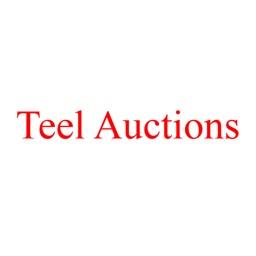 Teel Auctions Online Bidding