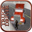 ディーゼルトラックドライビングシミュレータ - 危険な山の高速道路上ダッジトラフィック icon