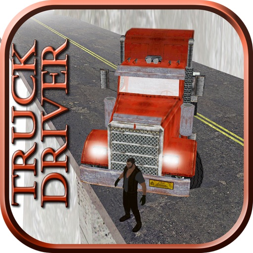 Diesel Truck Driving Simulator - Dodge the traffic on a dangerous mountain highway iOS App