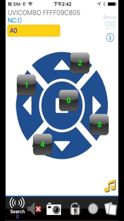 BLE control for Arduino screenshot-4