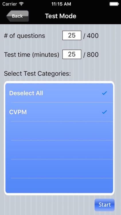 CVPM Vet Manager Exam Prep screenshot-3