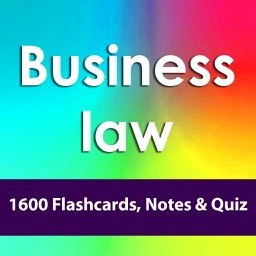 Business Law exam & review 1600 flashcard