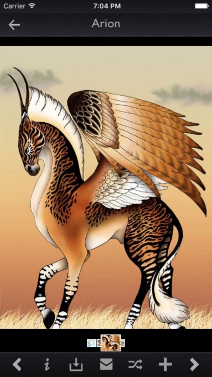 Mythical Creatures Info