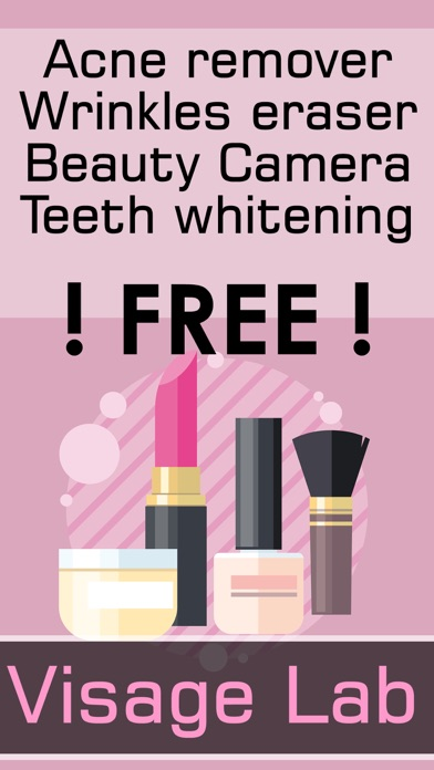 Visage lab free - Face acne eraser plus perfect retouch , skin