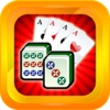 Mahjong Solitaire 13 Tiles Card Blast