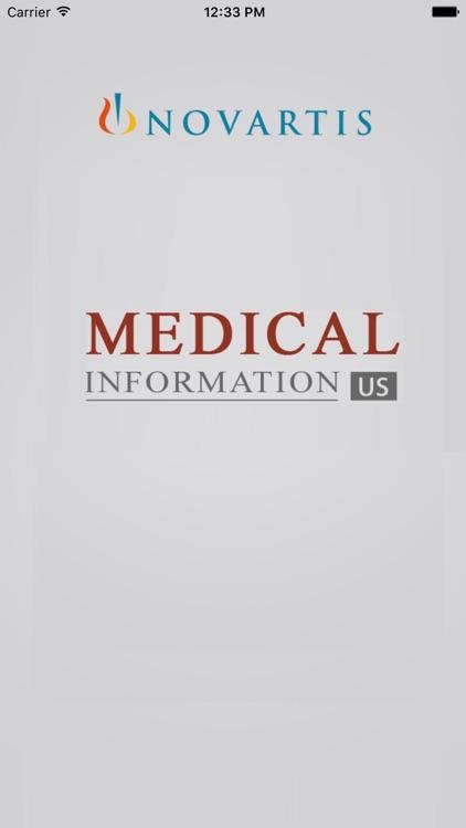 Novartis Med Info
