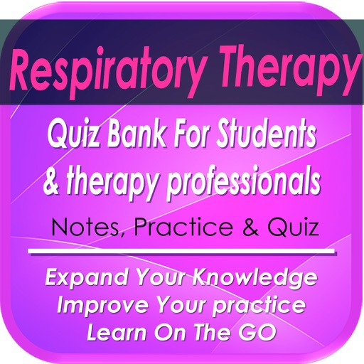 Respiratory Therapy Exam Review: 2200 study notes & flashcards