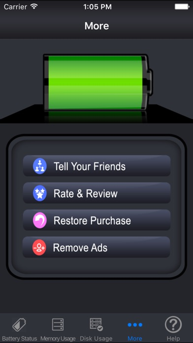 Battery Manager √ Скриншоты5