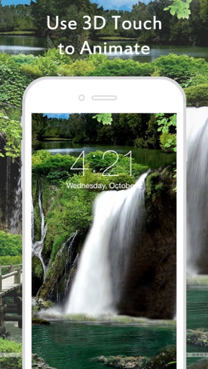 Awesome Live Wallpapers Collection Of Waterfall Nature And