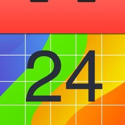 Color Calendar Simple