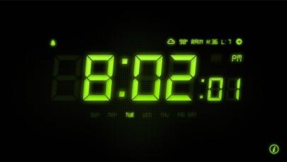 Screenshots of Alarm Clock Free for iPhone