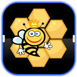Flappy Bee : The Flappy Bee Fly Adventure World Free Games For Kids & Adults Classic Wings