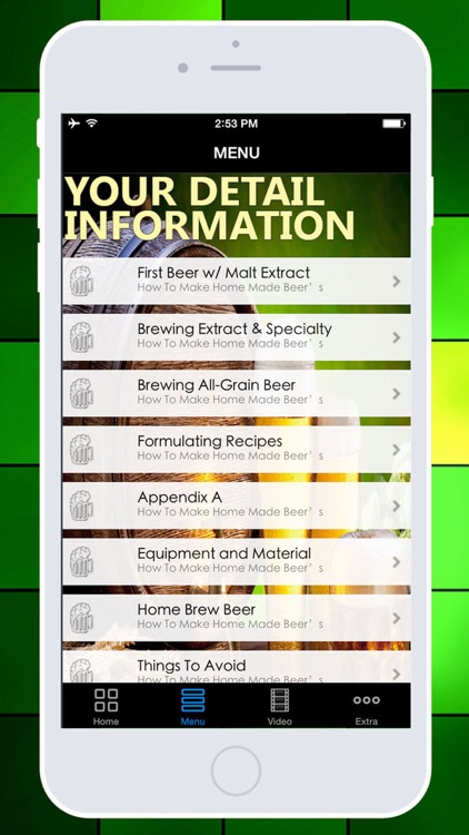 A+ Learn How To Home Brew Beer - Make Your Best Own Homemade Beer Guide For Beginners screenshot-4