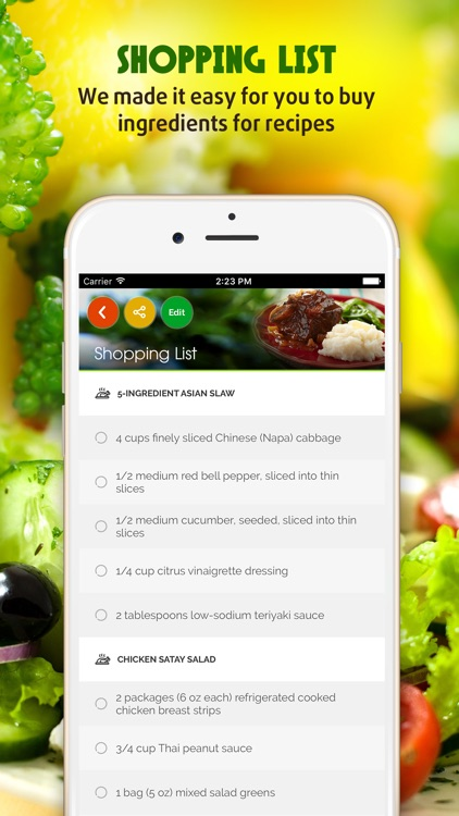 Yummy Salad Recipes Pro