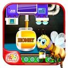Bee fabricante de mel - jogo louco mania de cozinhar para as crianças icon