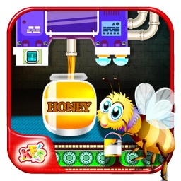 Bee Honey maker – Crazy cooking mania game for kids