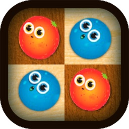 Fruity Othello-Abstract Strategy Game